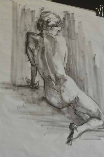 All Day Life Drawing Sessions