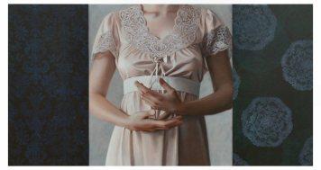 Erika_Gofton_Enfold_Oil on Canvas_71 x 131cm