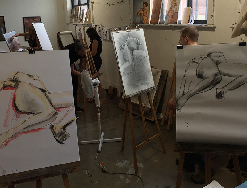 lifedrawingcourse_theartroom_melbourne