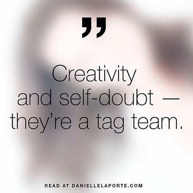daniellelaporte_quote_mondayinspiration_theartroom
