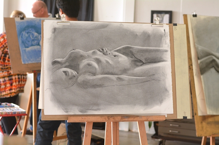 dropin_lifedrawing_theartroom_footscray_melbourne