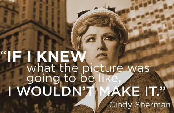 theartroom_cindysherman_quote