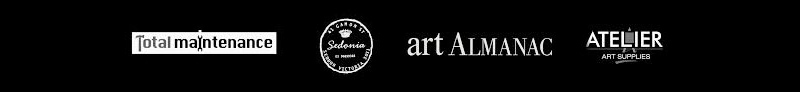 The Art Room Silver Sponsors: Total Maintenance, Sedonia , Art Almanac and Atlier