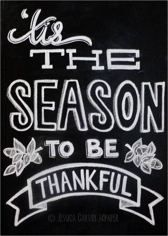 Tis the season to be thankful. Merry Christmas from The Art Room