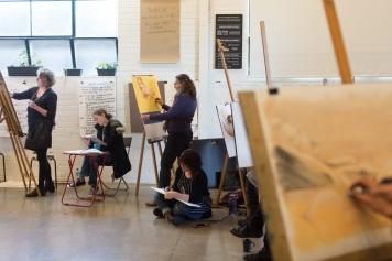 lifedrawing_theartroom_footscray_artstudio