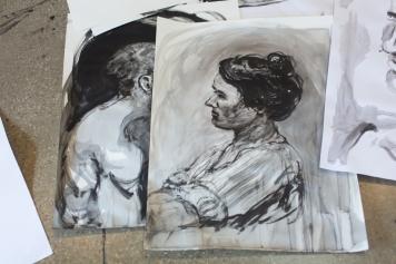 Drawings by Susan